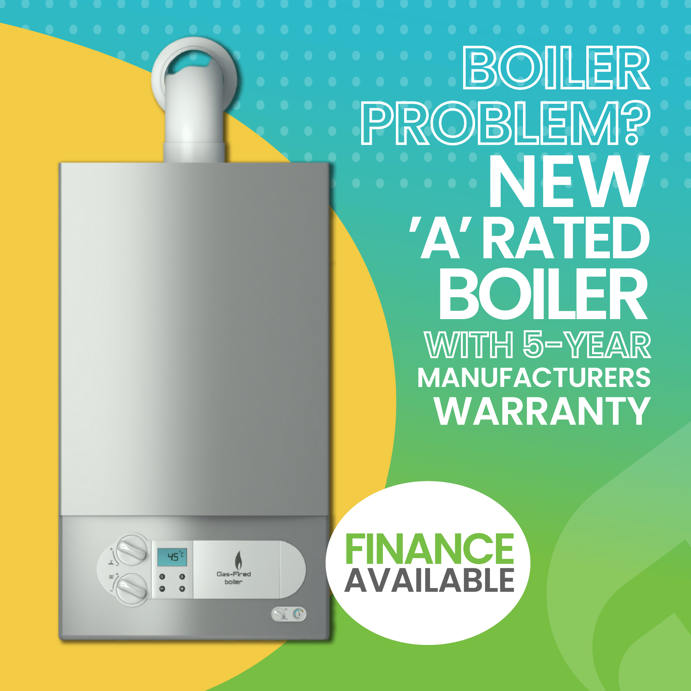 New Boiler installations Burnley Blackburn Preston Clitheroe Lancashire Finance Available