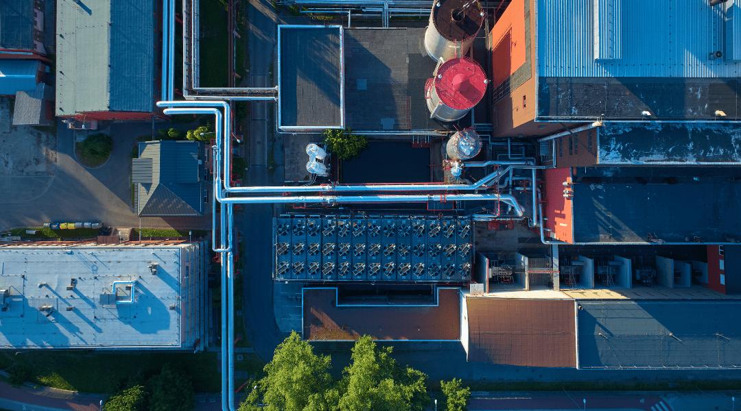 Vital Heating Renewables Energy Plant Room Commercial Lancashire