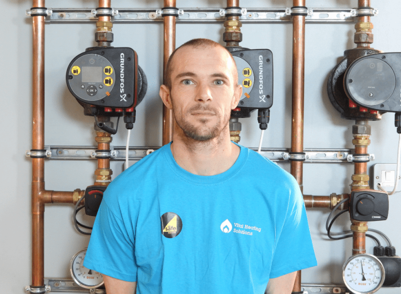 David Armstong, Commercial Engineer