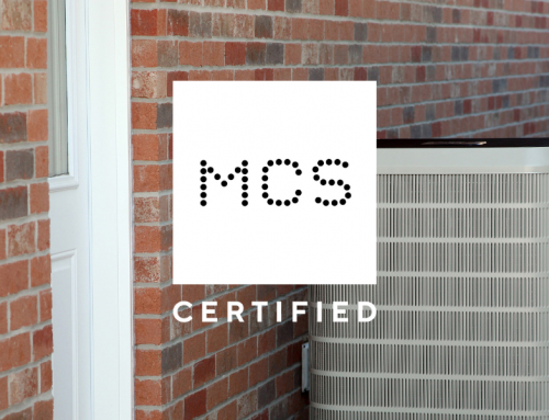 Vital Heating Solutions receives MCS Accreditation