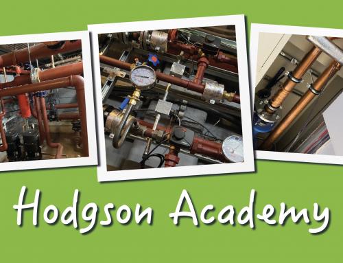Hodgson Academy, Poulton-le-Fylde