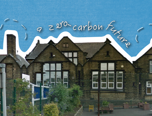 Setting schools on the path to a zero-carbon future…