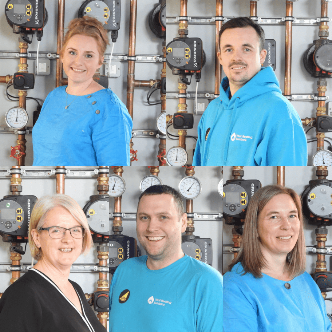 Meet The Vital Heating Solutions Team