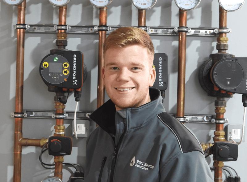 Jordan Kelly, Commerical Engineer & Site Supervisor
